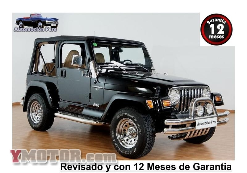 Jeep Wrangler 4.0i.L 4x4, Equipado, En Venta en automocion pere ...